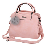 vintage women bags PU leather handbags small shopping shoulder messenger crossbody YBYT