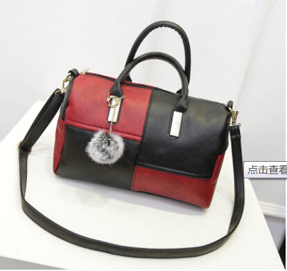 women bags style patchwork shoulder handbags for day and evening