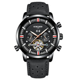 Men Watch Top Brand Automatic Mechanical water Resistant, Model :JYD-J019