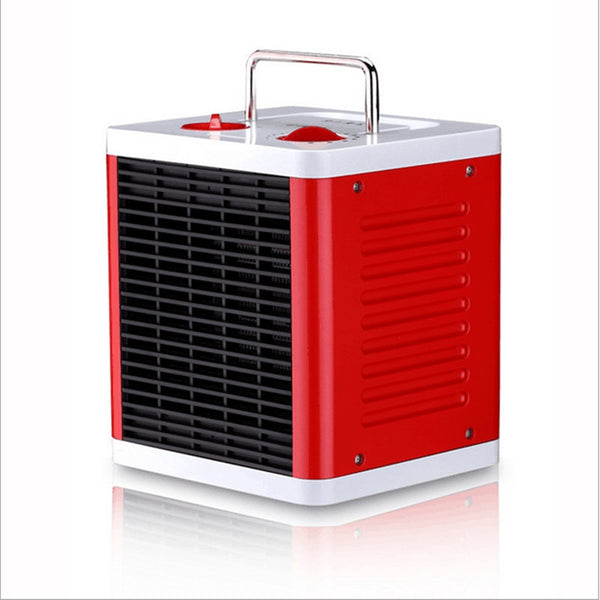 Electric Fan Heater warmer gadgets. Fast Heating 220 V PTC cube shape. Model : HL-152