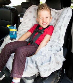 child & toddler car seat cover (NIKO)
