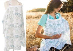 Image of Cotton Breathable Nursing Covers - Isla Cotton