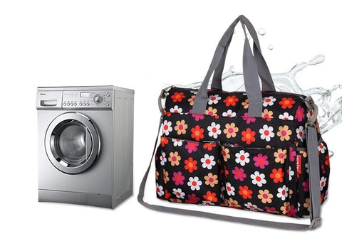 Stylish Waterproof Diaper Handbag