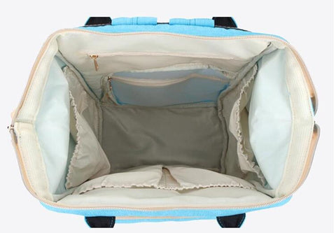Large Capacity Travel Diaper Bag Backpack