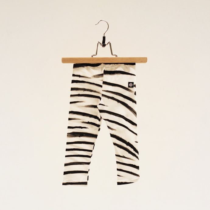Brush Stroke Leggings