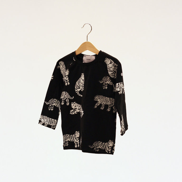 Shy Tiger AOP Long Sleeve Shirt