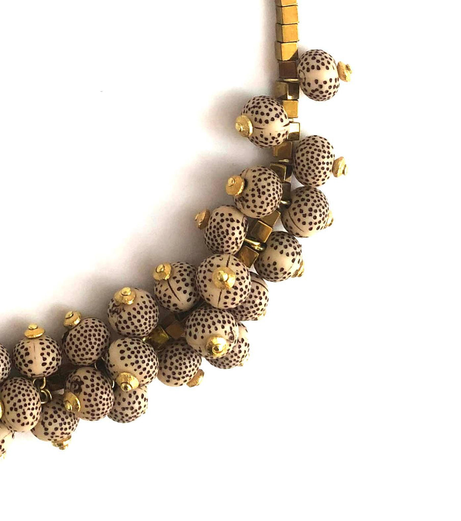 Seed Necklace - MIMI SCHOLER
