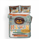 2019 New Design Halloween Theme Bedding Sets Comforter Bohe
