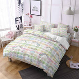2019 New Design Unicorn Theme Bedding Sets Comforter Bedding Sets (2252255494195)