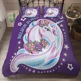 2019 New Design Unicorn Theme Bedding Sets Comforter Bedding Sets-Kitkae-Kitkae-Koalabedding (2252177211443)