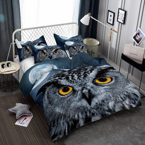 Owl Bedding Sets