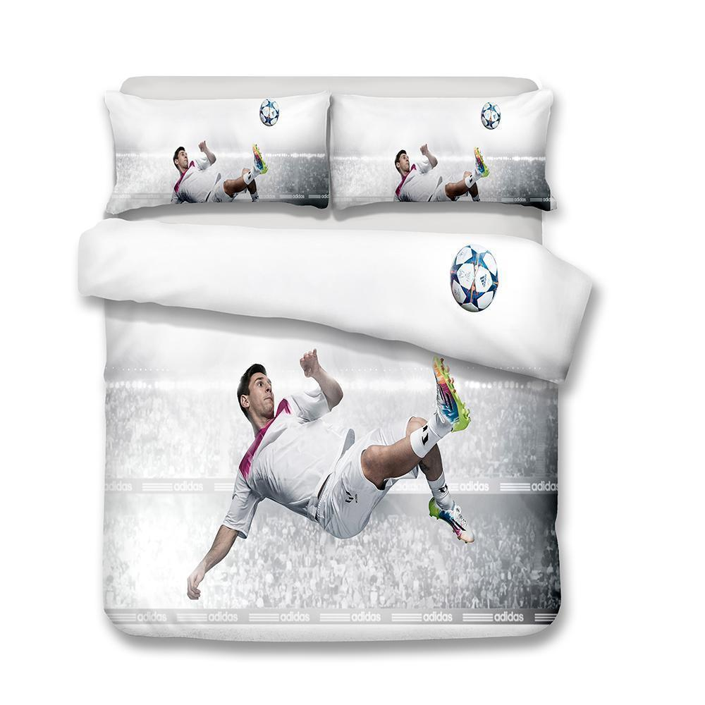 Home Decorations Design Art Print Bedroom Bedding World Cup Fifa Messi Theme Bedding Sets Comforter Boho Bedspreads-Kitkae-Kitkae-Koalabedding (1425707040819)