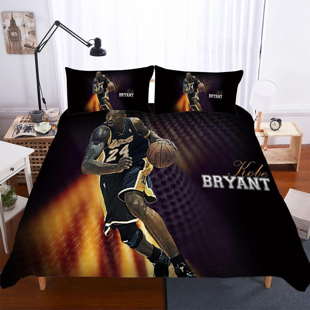 Nba Lakers Bedding Sets-Kitkae-Kitkae-Koalabedding (1438378164275)