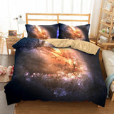 Nebula Universe Theme Digital Printing Bedroom Household Goods Bedding Variety Size Selection-Kitkae-Kitkae-Koalabedding (1426143117363)