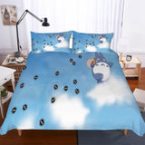 Totoro Theme Pattern Home Supplies Digital Printed Bedding-Kitkae-Kitkae-Koalabedding (1595861205043)