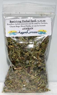 Banishing Spell Mix 1 Ounce