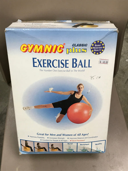 Garage: Exercise Ball