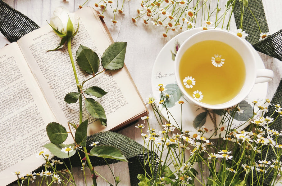Improve Your Health With Herbal Teas