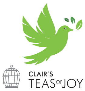 Clairs Teas of Joy Logo