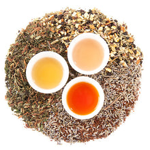 Wellness Tea Collection Stress Reliever Detoxify Gentle Digestion