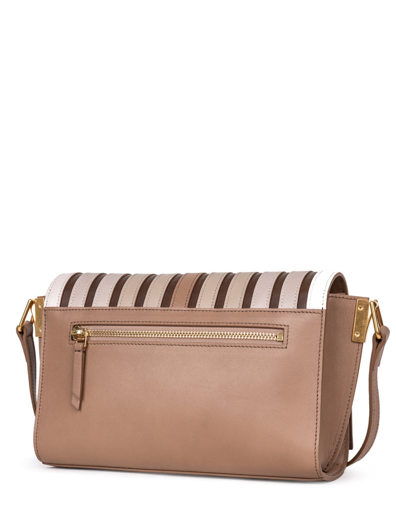 net-a-porter handbag in brown leather