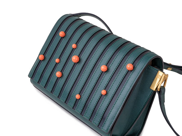 best selling crossbody bag in moss