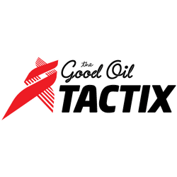 The Good Oil Tactix logo