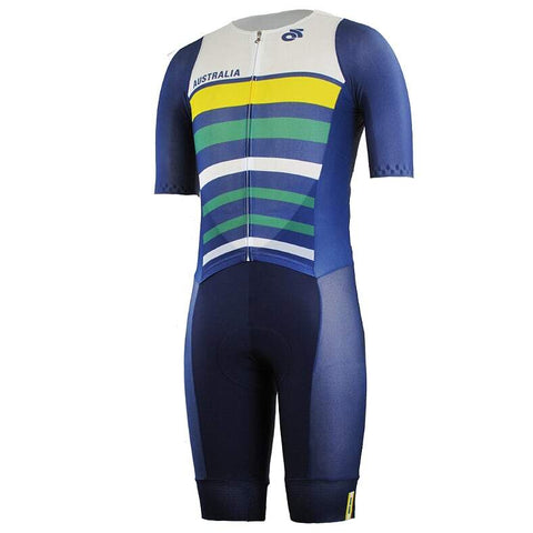 Apex Short Sleeve Summer Skinsuit