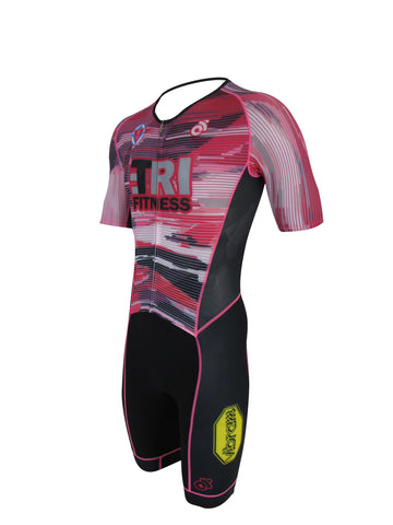Champion System Apex Aero Lite Tri Suit Side View