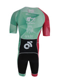 Champion System Apex Aero Tri Suit Rear View