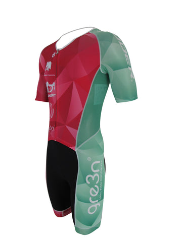 Champion System Apex Aero Tri Suit Side View