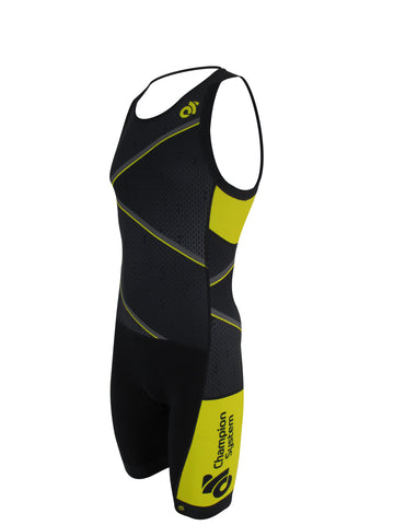 Champion System Apex Tri Suit Side View