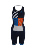 Champion System Apex Women Specific Tri Suit Front View