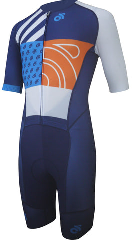 2 in 1 Performance Short Sleeve Skinsuit