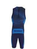 Champion System Performance Tri Suit Rear View