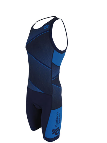 Champion System Performance Tri Suit Side View