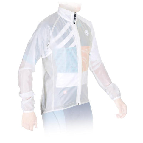 Seamless Clear Rain Jacket