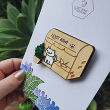 Load image into Gallery viewer, Neko Atsume Shop Brooch