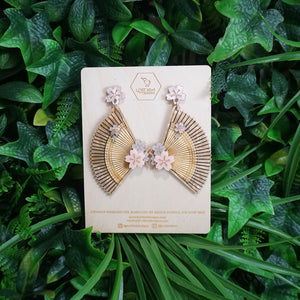 Sakura Statement Earrings