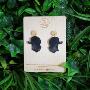 Cat Nap Statement Earrings