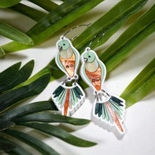 Load image into Gallery viewer, Parrot Earrings
