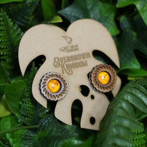 Heart of the Jungle Studs