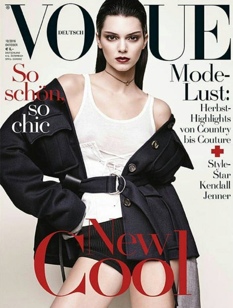Kendall Vogue Germany October 2016