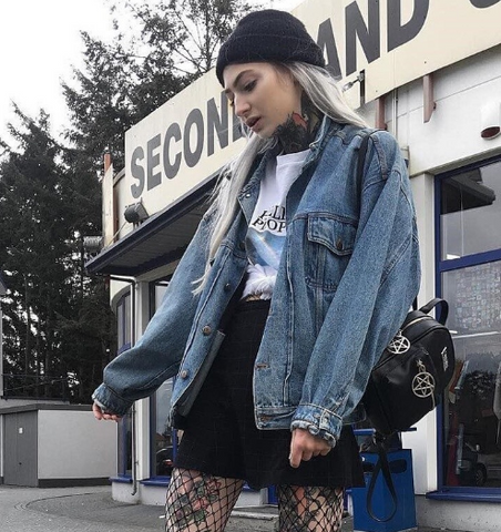 grunge fashion tumblr blog