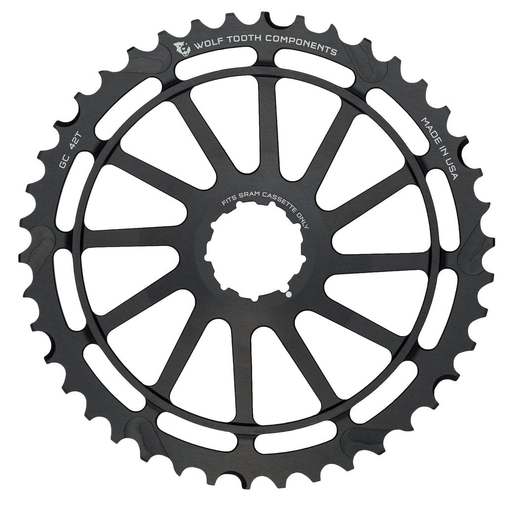 Wolftooth 42t GC Sram/ Shimano
