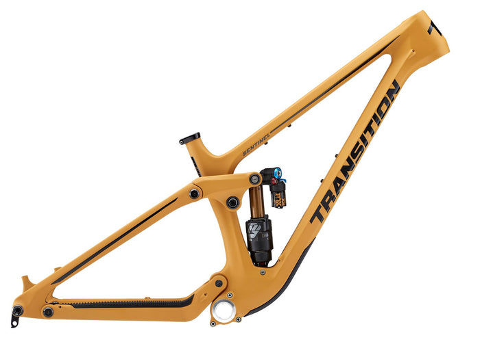 Transition Sentinel Carbon Frameset