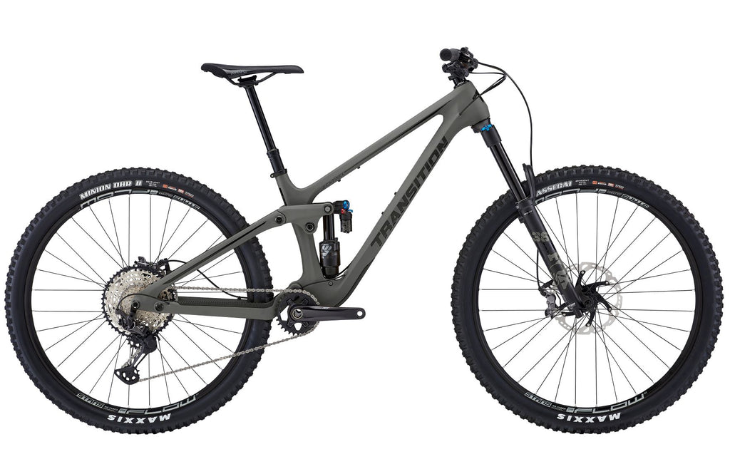 Transition Sentinel Carbon XT Complete