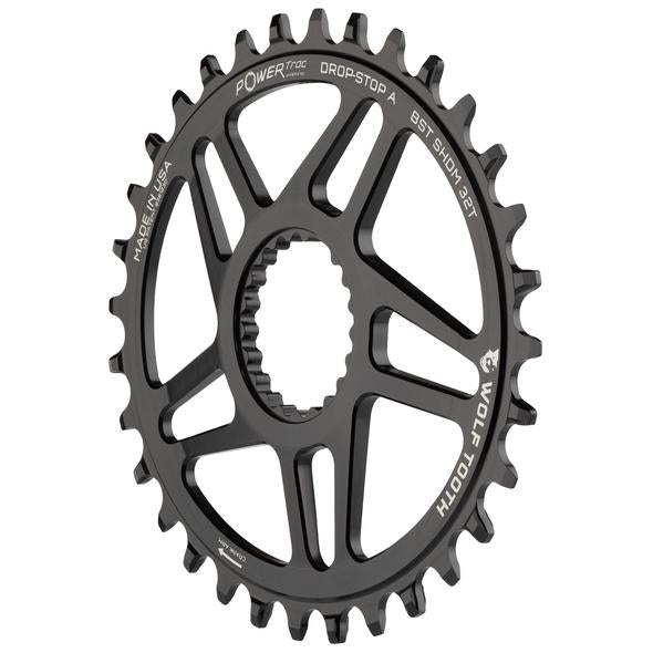 Wolftooth SHIMANO DM ELLIPTICAL 12SPD HYPERGLIDE RINGS