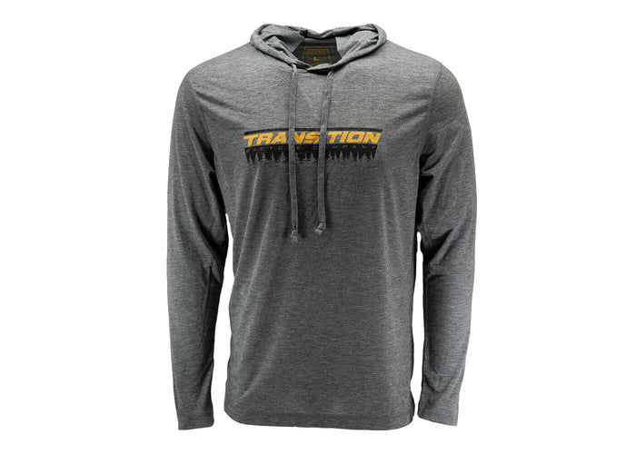 Transition Lightweight Hoody Grey