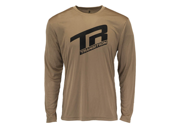 Transition Swift Jersey LS Desert Tan